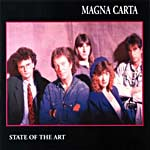 Magna Carta - State of the Art (cartoon cover)