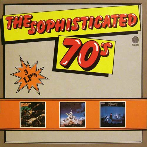 Magna Carta - The sophisticated 70's - with Lord of the Ages