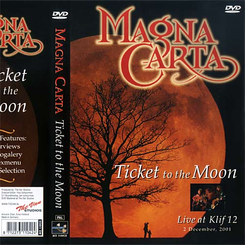 Magna Carta - Ticket to the Moon (dvd)