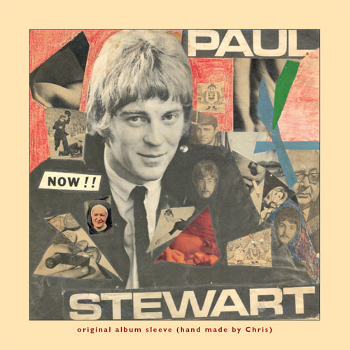 Magna Carta presents: Paul Stewart - That's the way it goes (the original cover)