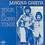 Magna Carta - Took a long time / Books about us